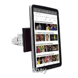 10.1in Car MP5 Player Android 9.1 Rotatable Touch Screen Stereo Radio GPS WIFI