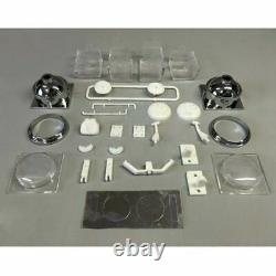 110 ABS Car Body Shell Kit for Land Range Rover Traxxas TRX-4 Axial SCX10 Truck
