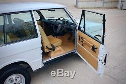 1973 Range Rover Classic 2 door Suffix B