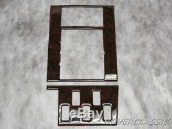 1990 1994 Land Rover, Range Rover Classic Shifter Wood Surround Kit