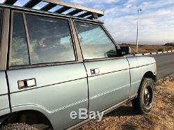 1990 Land Rover Range Rover Classic Clearwater Edition