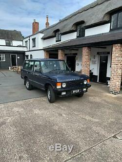 1994 Range Rover Classic Vouge SE 3.9 EFI