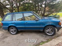 1996 Land Rover Range Rover 2.5 Bmw Diesel Dse Automatic