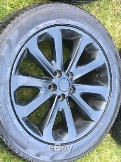 20 Genuine Range Rover Sport Vogue Discovery L495 L405 Alloy Wheels Tyres
