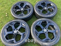 20 Genuine Range Rover Sport Vw Transporter T6 T5 T32 Alloy Wheels Tyres