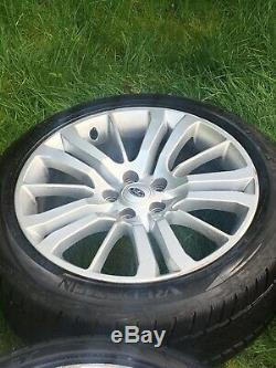 20 Genuine Range Rover Sport Vw Transporter T6 T5 T32 T30 Alloy Wheels Tyres