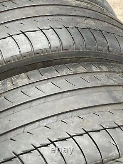 20 Range Rover Sport Vogue Discovery Defender Alloy Wheels Pirelli Mich Tyres