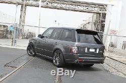 2003-12 Land Rover Range Rover Hse Adjustable Lowering Links Suspension Kit L322