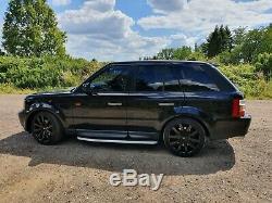 2005 Land Rover Range Rover Sport 4.2 V8 Supercharged