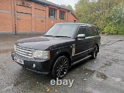 2007 Land Rover Range Rover 3.6 TDV8 Full MOT