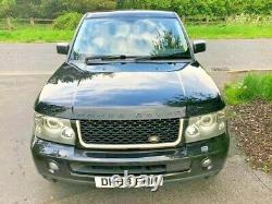 2008 Land Rover Range Rover Sport 3.6 TDV8 SPORT HSE Diesel Auto 95,000 miles