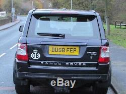2008 Land Rover Range Rover Sport Hse 2.7 Tdv6 Auto 4x4++new Shape++full History