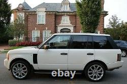 2008 Land Rover Range Rover Supercharged 4x4 4dr SUV