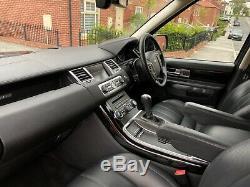 2009 Land Rover Range Rover Sport 3.0 Td V6 Hse 5dr Excellent Condition
