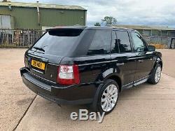 2009 Land Rover Range Rover Sport HSE TDV8 20 alloys ONLY 103,000 MILES