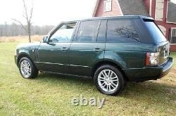 2010 Land Rover Range Rover HSE