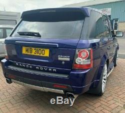 2010 Land Rover Range Rover Sport 3.0SD V6 Autobiography RARE BALI BLUE PX