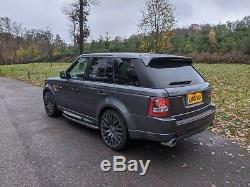 2010 Land Rover Range Rover Sport Autobiography HSE 3.0 TDV6 55K FSH Huge Spec