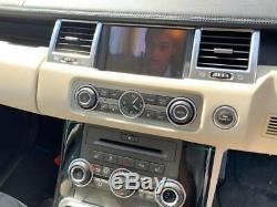 2011 Land Rover Range Rover Sport 3.0 HSE SANTORINI BLACK WITH IVORY