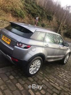 2012 Land Rover Range Rover Evoque 4x4