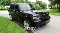 2012 Land Rover Range Rover HSE