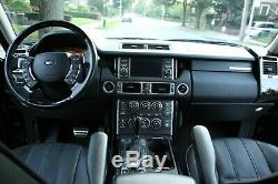 2012 Land Rover Range Rover Supercharged 4x4 4dr SUV