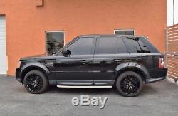 2013 Land Rover Range Rover Sport LUX