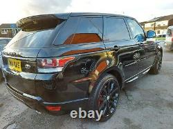 2014 Land Rover Range Rover Sport Hse Dynamic Autobiography Fantastic Condition