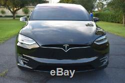 2016 Tesla Model X 90D AWD SUV AUTOPILOT TURBINE WHEELS BEST DEAL ON EBAY