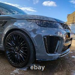 2018/68 Range Rover Sport SVR 5.0 OVERFINCH KIT NARDO GREY 12000 MILES 4X4