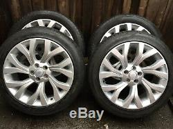 2018 Genuine Range Rover Vogue Sport Discovery L495 L405 L322 Alloy Wheels Tyres