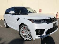 2019 Range Rover Sport Vogue Autobiography L405 L494 Discovery Alloy Wheels Svr