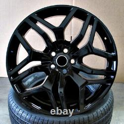 22 22x9.5 Sport Wheels Fit Land Rover Range Rover Hse Sport Discovery