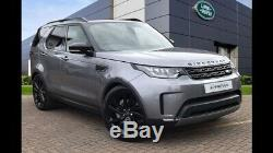 22 Black Genuine Land Rover Discovery Range Rover Sport Vogue Alloy Wheels