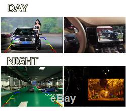 360° DVR Dash Cam Seamless Bird View Panoramic System With4 Camera Night Vision &