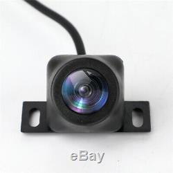 360° DVR Dash Cam Seamless Bird View Panoramic System With4 Camera Night Vision &