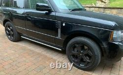 4 x 20 GENUINE RANGE ROVER SPORT VOGUE DISCOVERY L495 L405 ALLOY WHEELS TYRES