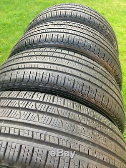 4 x 2020 Genuine Land Rover Range Rover Sport Vogue Discovery Alloy Wheels Tyres