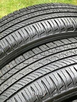 4 x GENUINE 20 LAND ROVER DEFENDER ALLOY WHEELS WITH PIRELLI TYRES