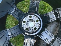 4x GENUINE AUTOBIOGRAPHY RANGE ROVER VELAR EVOQUE DISCOVERY SPORT ALLOYS WHEELS