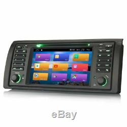 7 Android 9.0 DAB Radio GPS Sat Nav WiFi Stereo For Range Rover L322 Vouge HSE