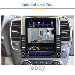 9.7in Vertical Screen 2DIN Car Stereo Radio Android 9.1 Head Unit GPS NAVI 1+16G