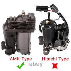 AMK Air Suspension Compressor Pump for LandRover Sport LR3 LR4 LR078650