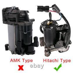 Air Suspension Compressor for RANGE ROVER SPORT airmatic supply for hitachi