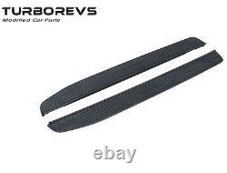 All Black Side Steps Running Boards For Range Rover Sport Vogue 2014 Up 8016