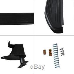 All Black Stealth Side Step Range Rover Evoque Dynamic 2011-18 Running Boards