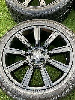 Autobiography 21 Stormer Range Rover Vogue Sport Discovery Alloy Wheels Tyres
