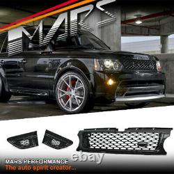 Autobiography Style Grille Side Vent for LAND ROVER Range Rover Sport L320 10-13
