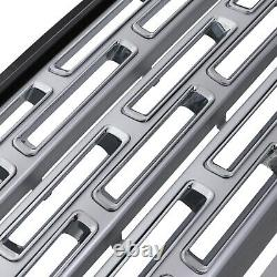 Black Silver Sva Look Front Grille Side Vents For Range Rover Sport L320 05-09