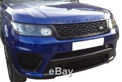 Body kit SVR Style for Range Rover Sport L494 2013-17 Front + Rear Bumper Black